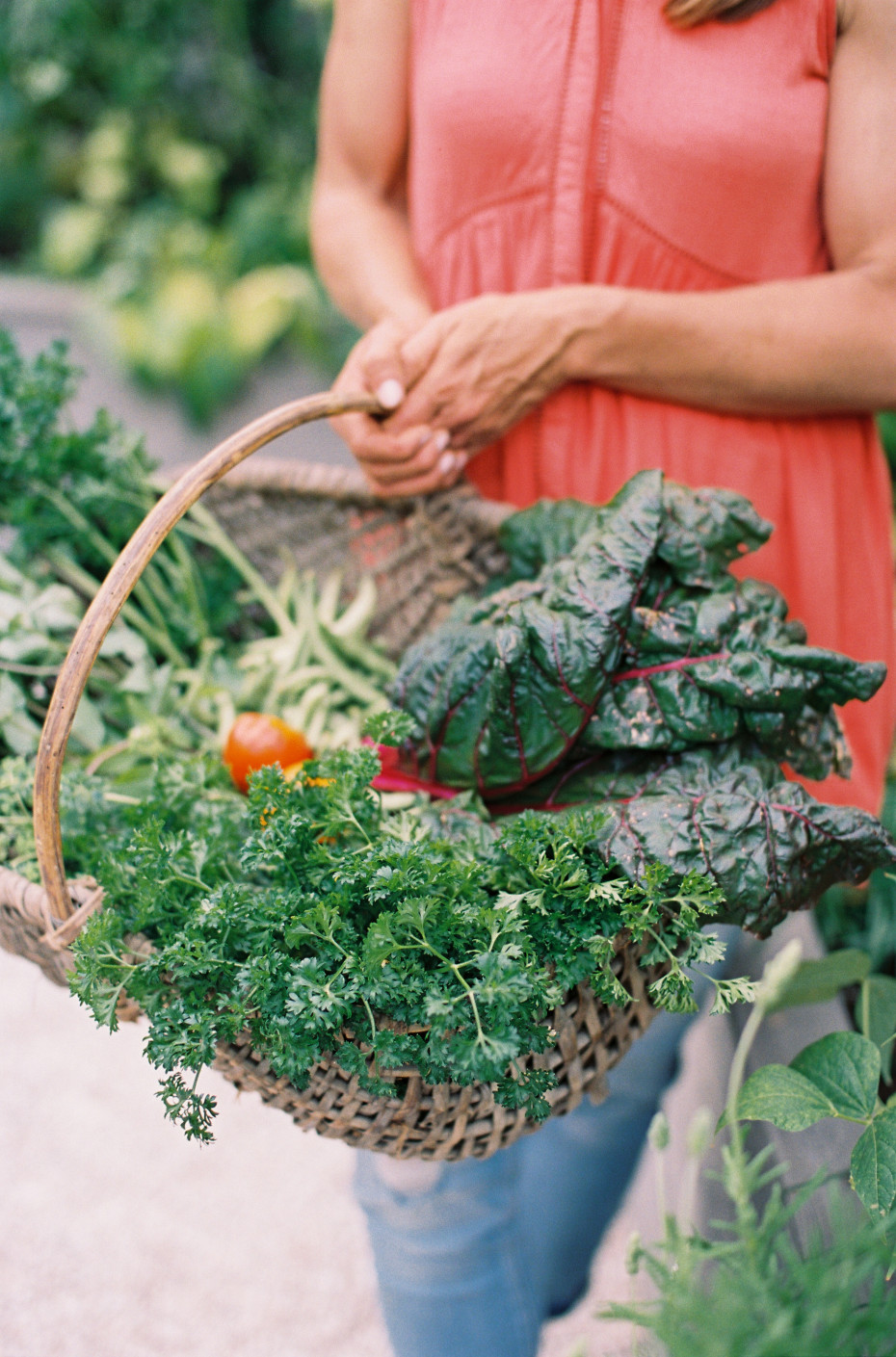 7 Reasons gardening is good for mental health on the Grow Your Self podcast with Nicole Burke of Gardenary
