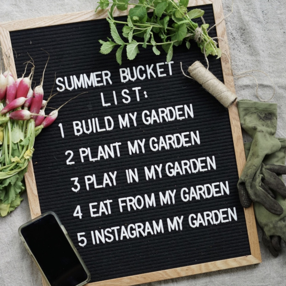 Grow Your Self Summer Challenge