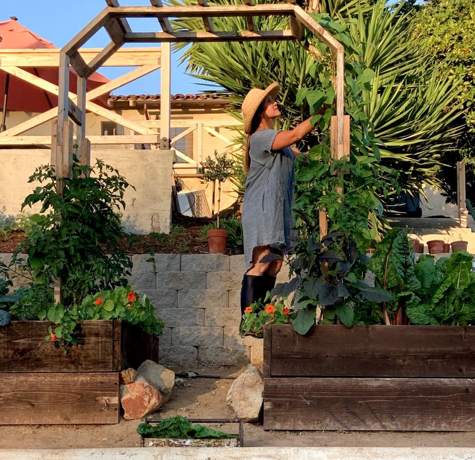 Marianna of Artisan Garden Company