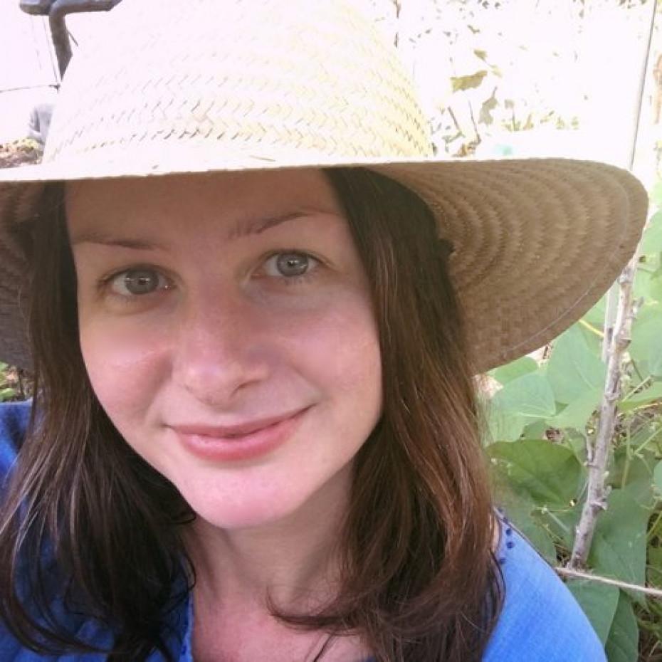 Nina of Texas Kitchen Gardens