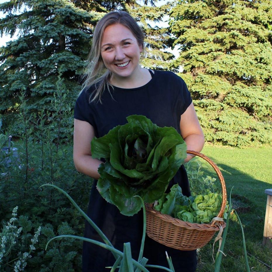 Brandi Bechard of Ground Culture Gardens