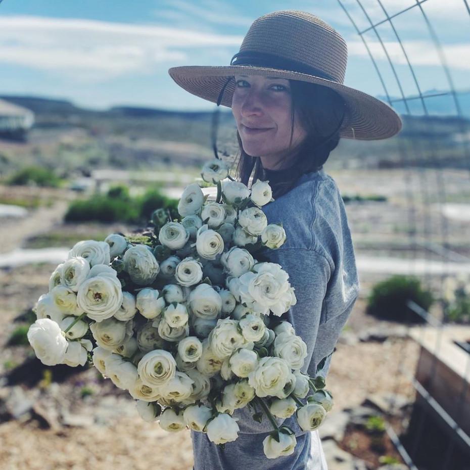 Andrea of Rosebird Gardens in Arizona