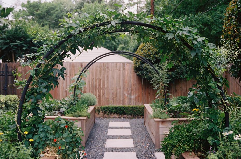 Arch Trellis Ideas For The Kitchen Garden Gardenary