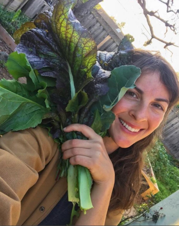 Colleen Sanders of Lemonita Gardens