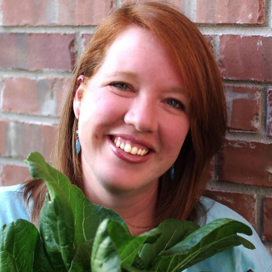 Crystal Jarvis of Lettuce Grow Something