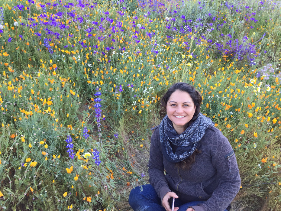 Sara of Pachamama Inspired Landscape Design and Consultations