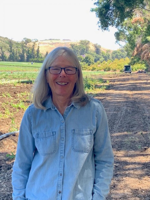 Dana Hopper of Home Grown Veggie