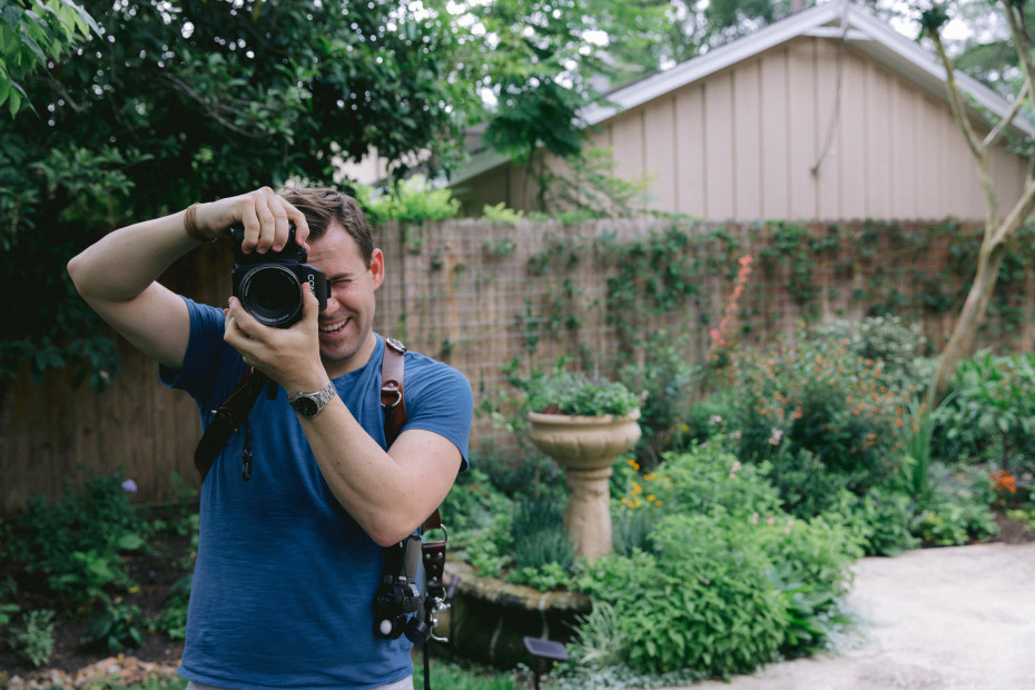 Eric Kelley, Film Photographer for Kitchen Garden Revival