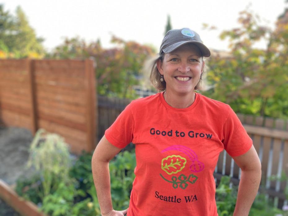 Ellen of Good to Grow Gardens